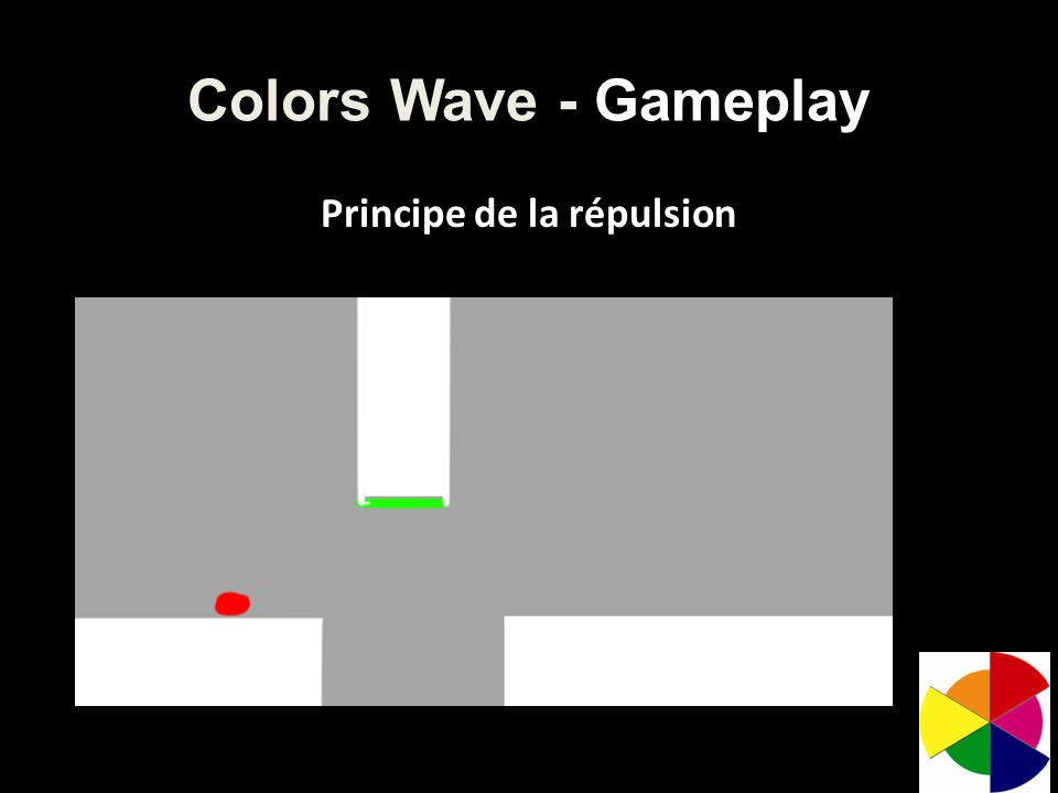 Des combinaisons infinies ! Colors Wave - Gameplay