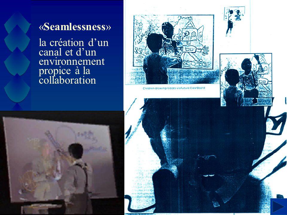 «Seamlessness» la création d'un canal et d'un environnement propice à la collaboration