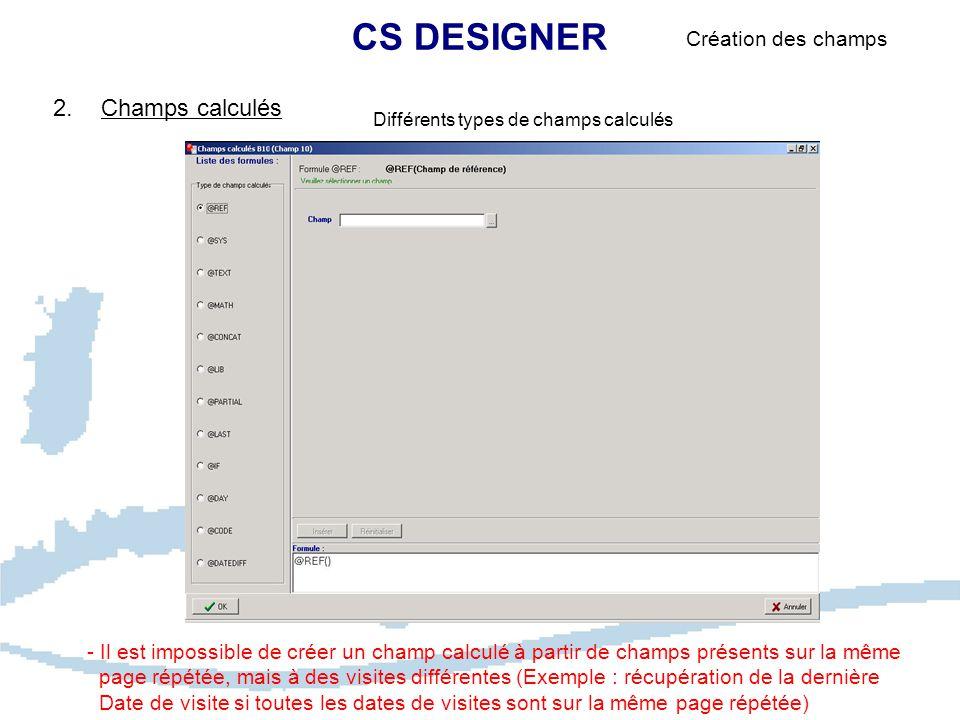 CS ENTRY Tracking des pages de CRF