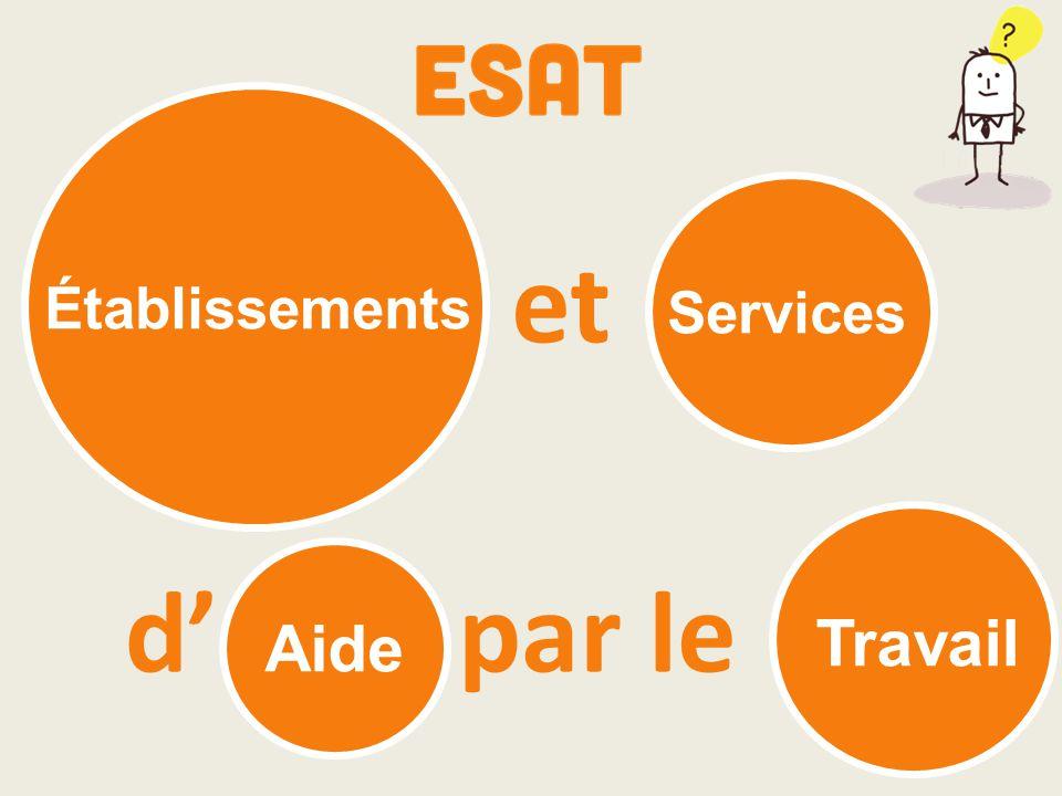 Aide Travail Services Établissements et d'par le