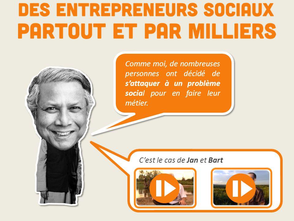 Guilhem ChéronChristian VanizetteHervé, Boulanger Entrepreneur classique SARL Entrepreneur social avec statut classique SAS Entrepreneur social avec statut de l'ESS Association