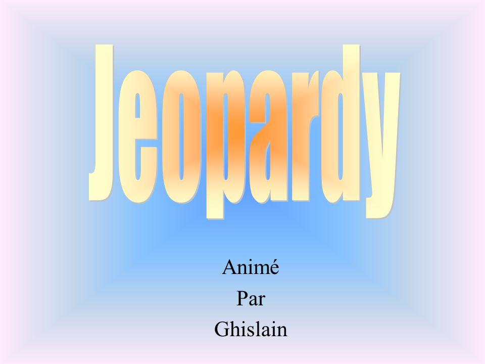 Animé Par Ghislain
