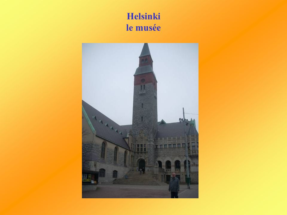Helsinki le musée
