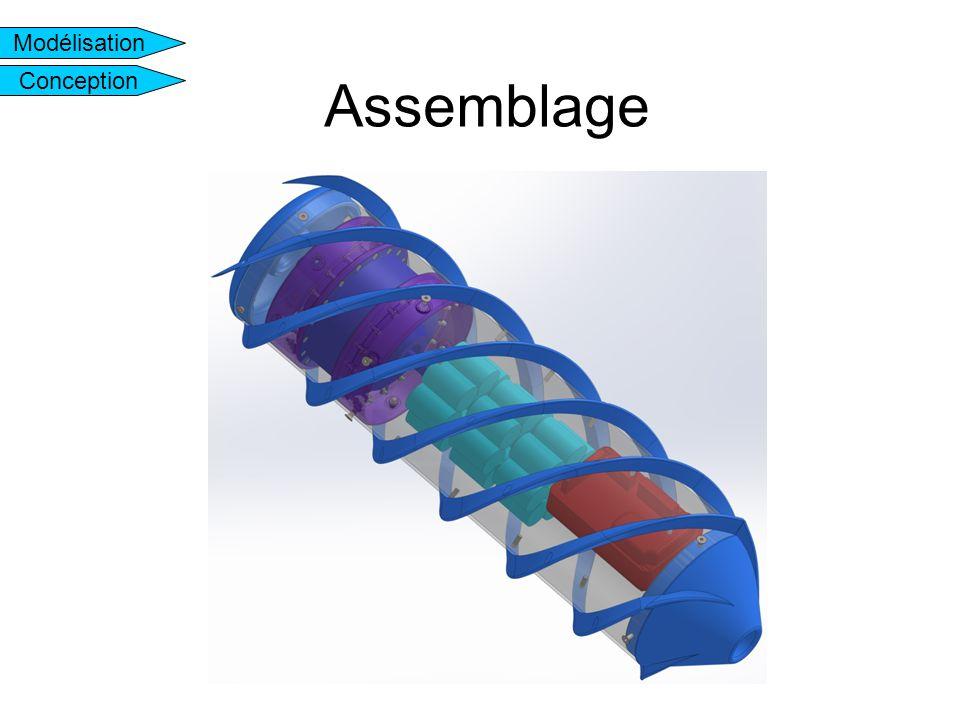 Assemblage Modélisation Conception