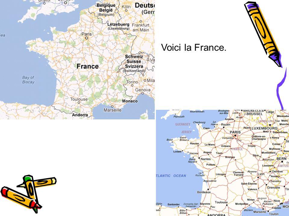 Voici la France.