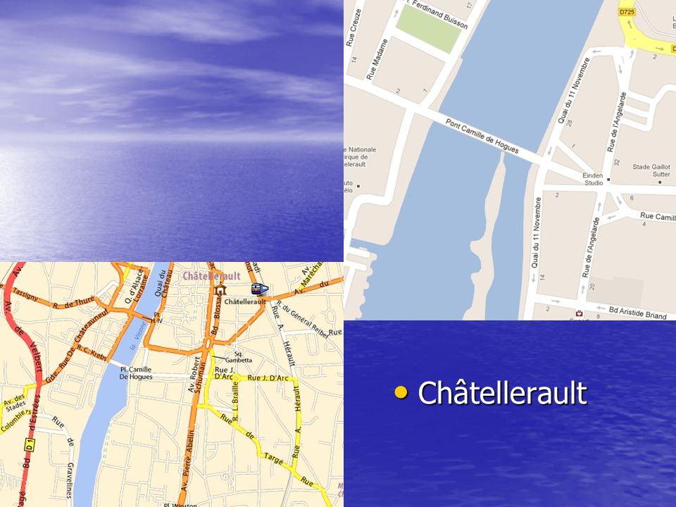 Châtellerault Châtellerault