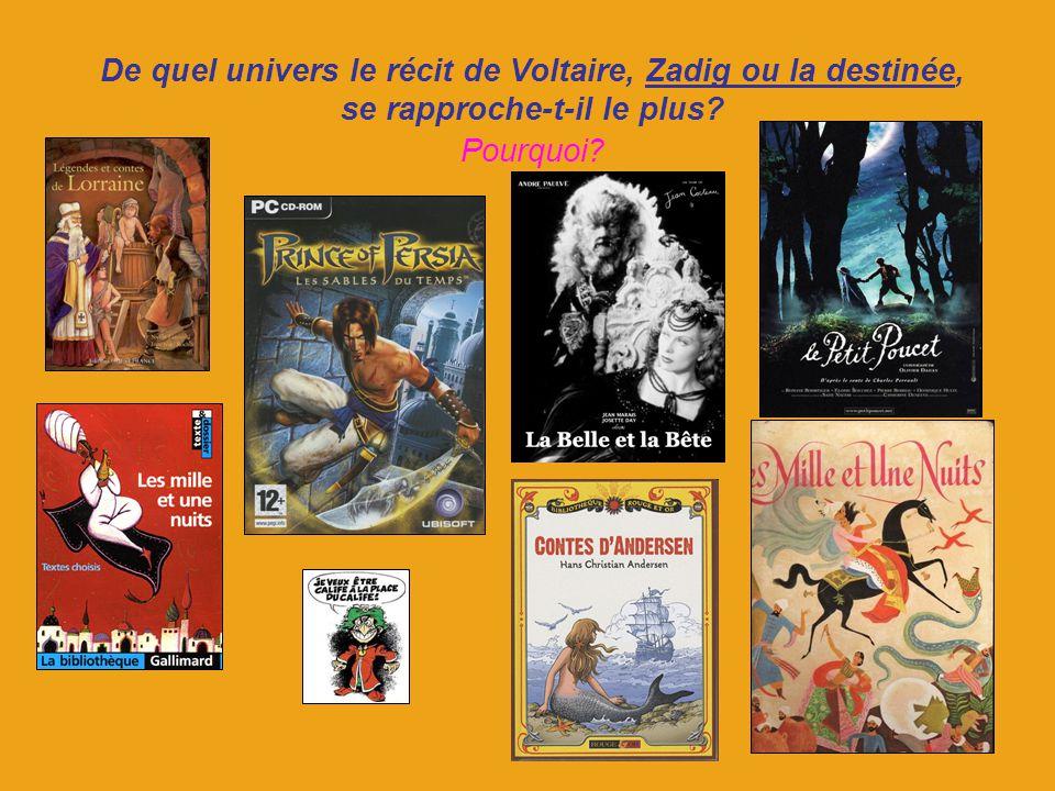 Zadig de Voltaire : un récit français du 18ème siècle mondialement connu, réédité depuis plus de trois siècles!