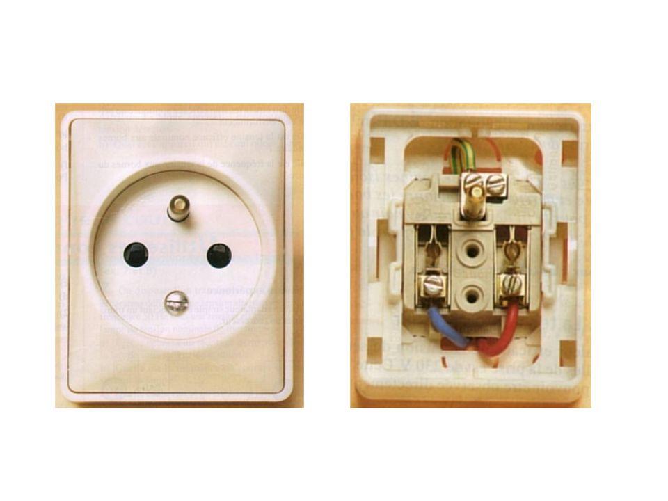 4) Disjoncteur différentiel, Terre, défaut.a) Défaut peu important: faible courant de fuite.