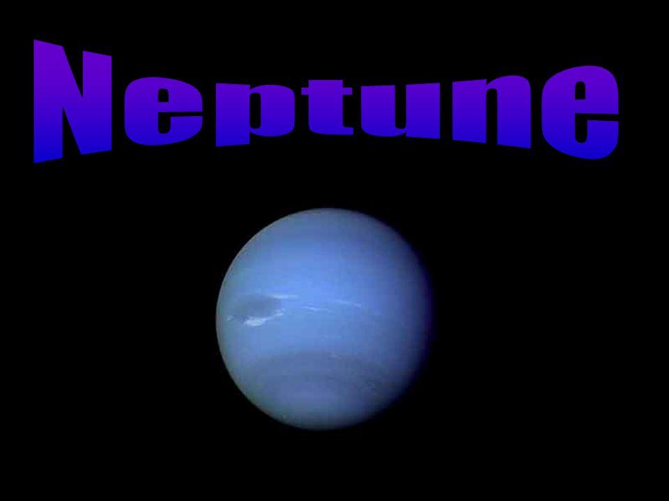 Neptune est un planète très mytérieuse Nous ne savons pas beaucoup à propos Neptune parce que seulement le Voyager 2 ont le visité.
