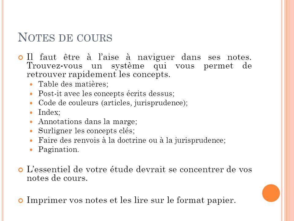 C ITATION D ' ARTICLES «3.