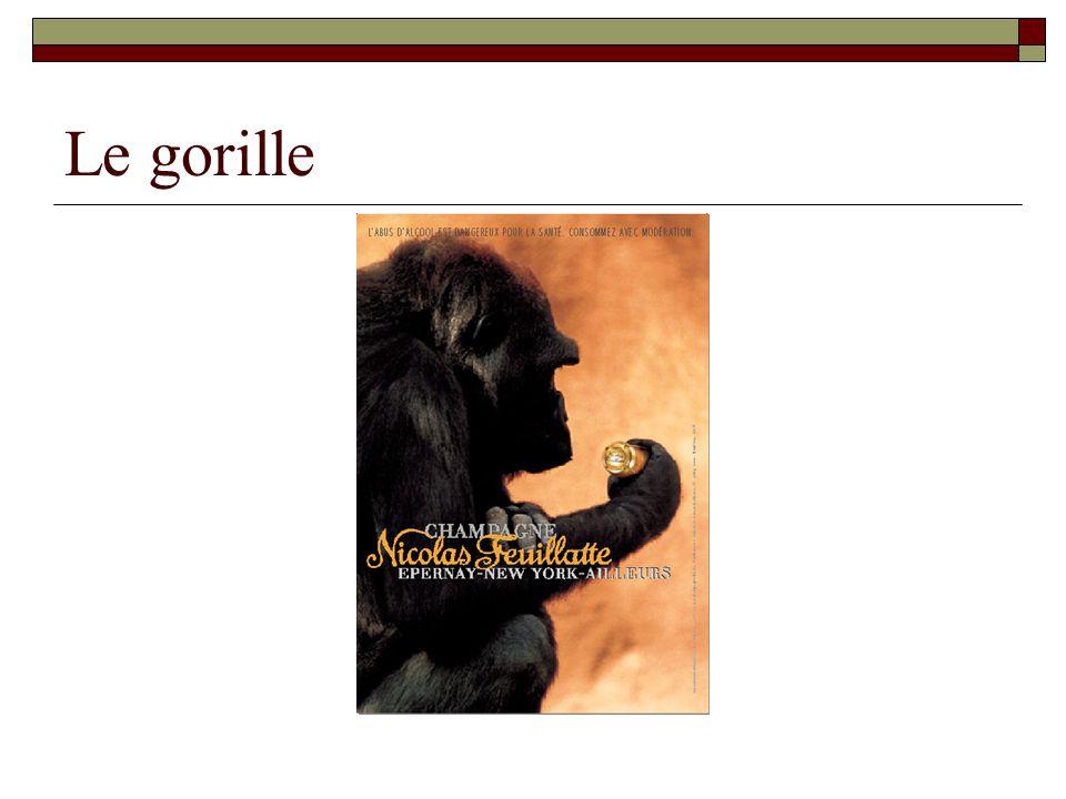 Le gorille