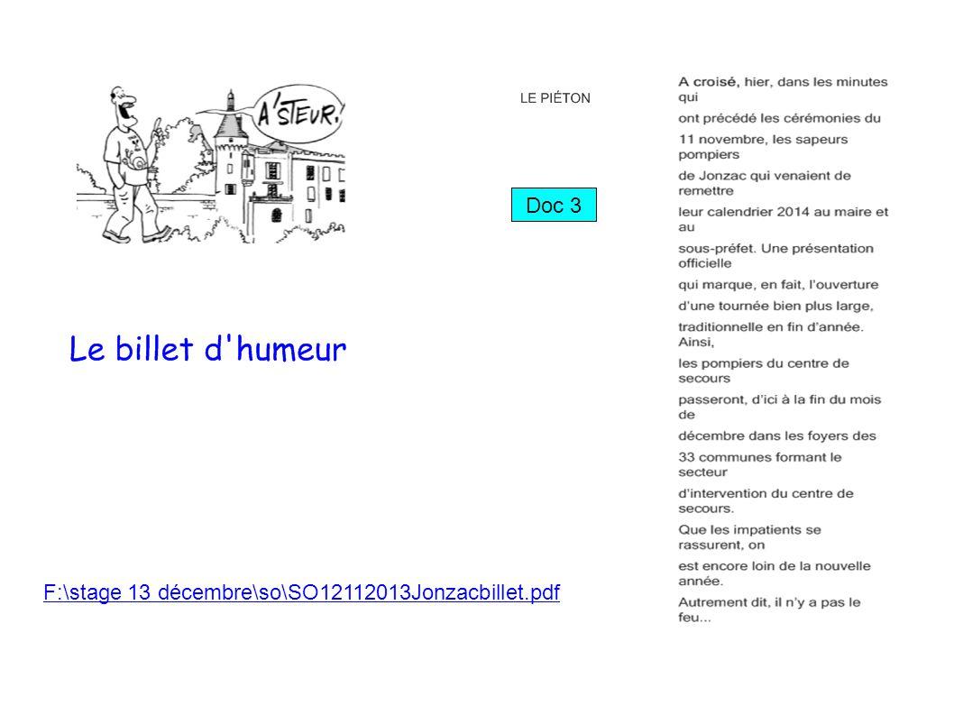 Doc 10 et 11 http://www.revue2presse.fr/