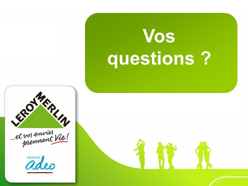 SAV Vos questions ?