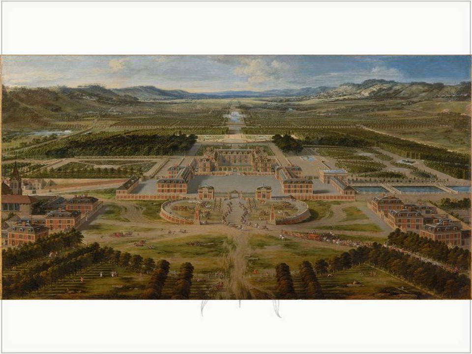 LE NÔTRE, contrôleur général des jardins du roi (1613- 1700) Roi des jardiniers et jardinier du roi, Le Nôtre donna ses lettres de noblesse au jardin à la française.