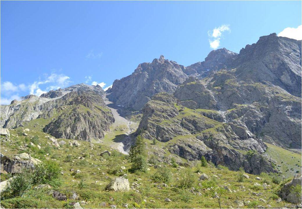 La vallée du Queyras.