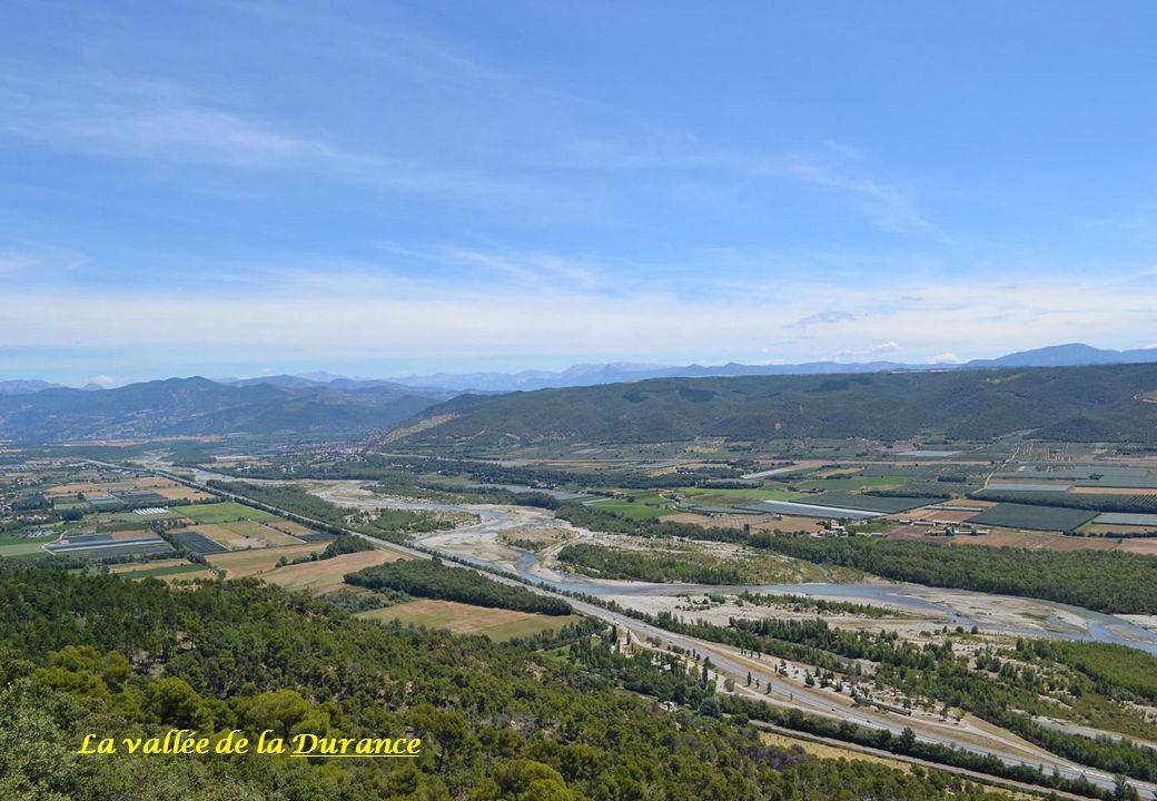 La vallée de la Durance