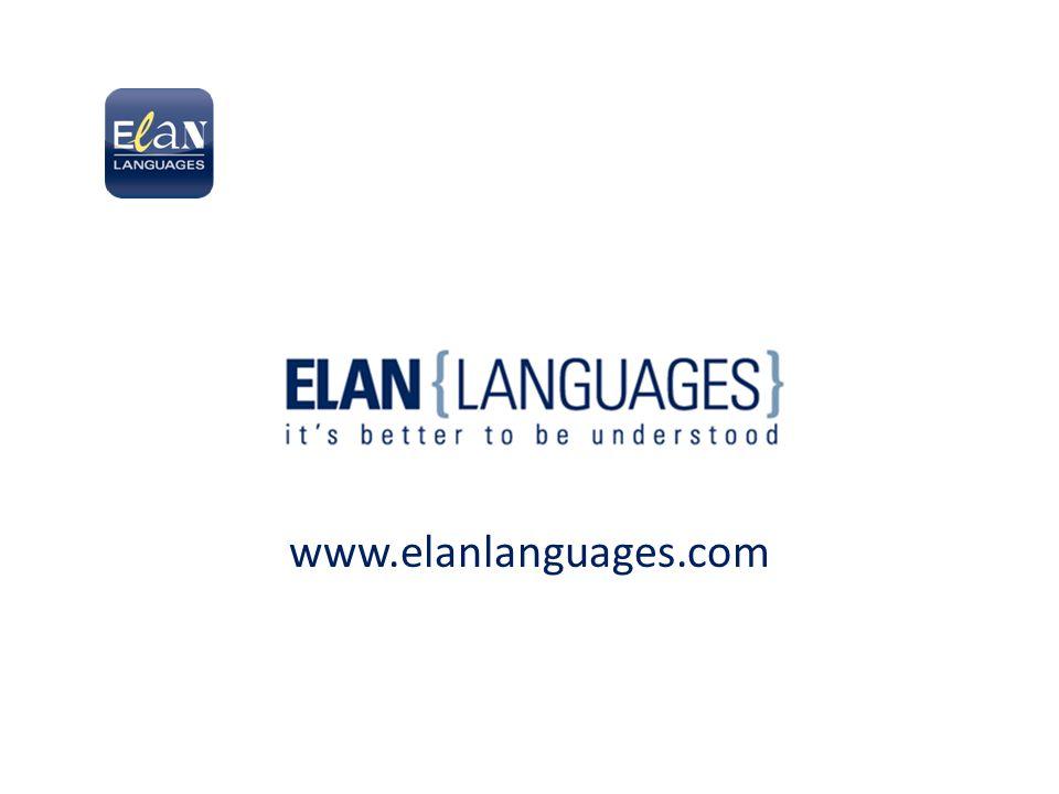 www.elanlanguages.com