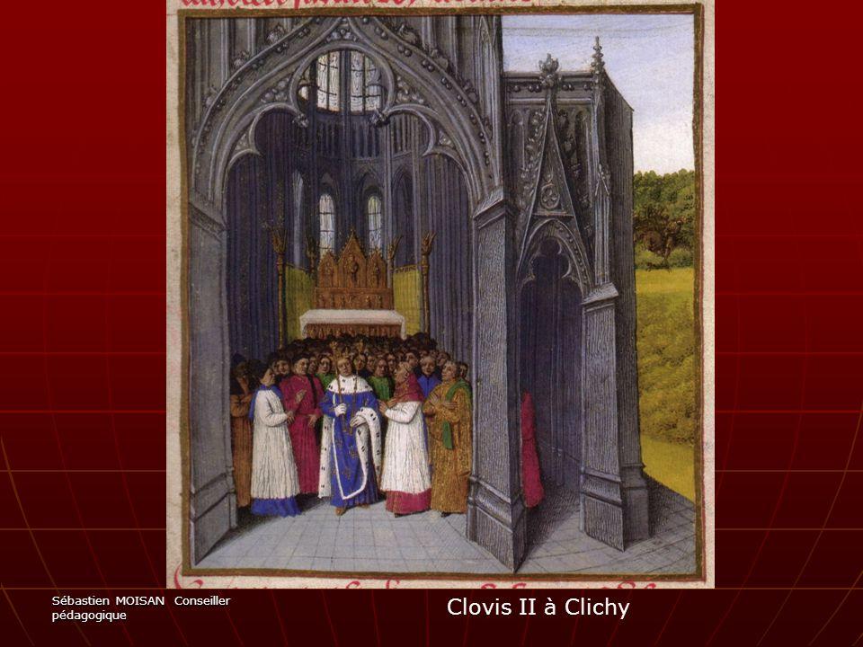 Sébastien MOISAN Conseiller pédagogique Clovis II à Clichy