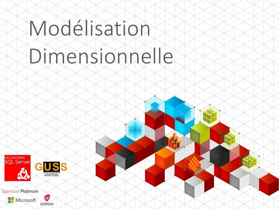 Edition 2012 – 10 et 11 décembre Sponsors Platinum Modélisation Dimensionnelle