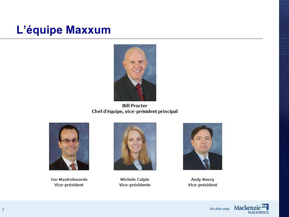 8 Étude des industries et des sociétés - En apprendre autant que possible Estimation de la véritable valeur fondamentale Comparaison des valeurs aux cours boursiers Exécution Discipline et cohérence Méthode en cinq étapes de Maxxum