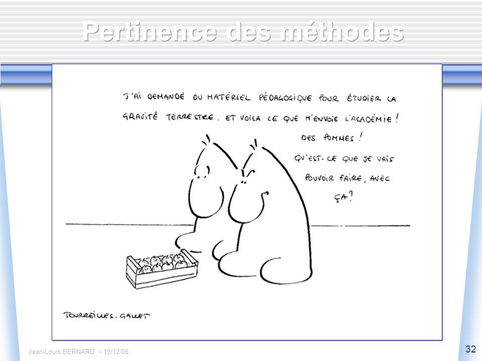Jean-Louis BERNARD - 15/12/06 32