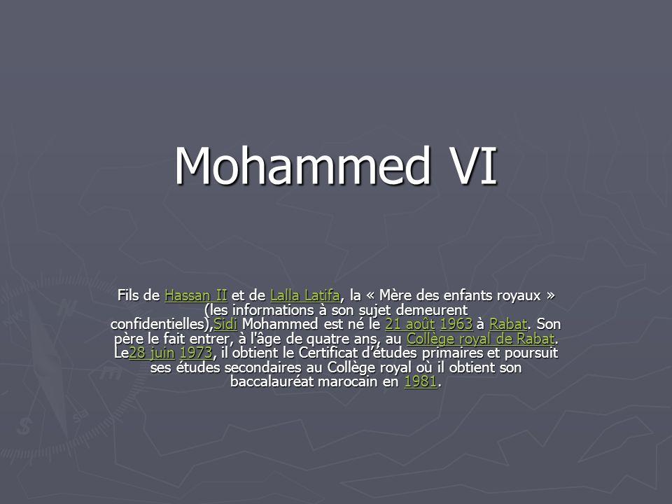 ► En 1985, il obtient sa licence en droit à la faculté des sciences juridiques, économiques et sociales de Rabat.
