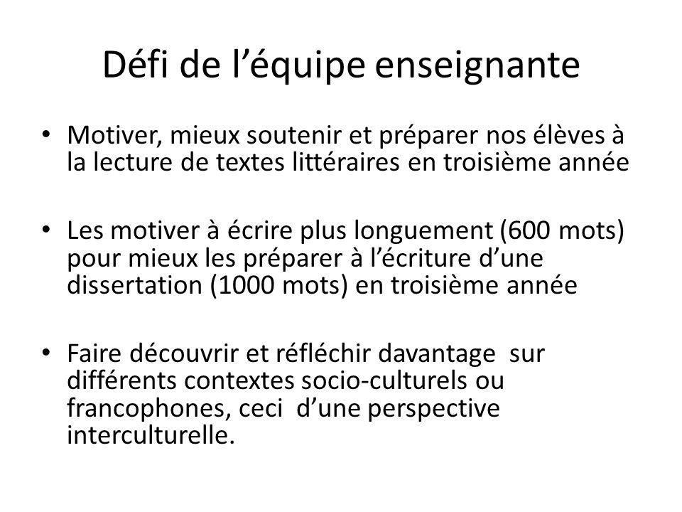 Création d'une nouvelle classe de lecture/écriture 'Biographies: lire & écrire' Lire….