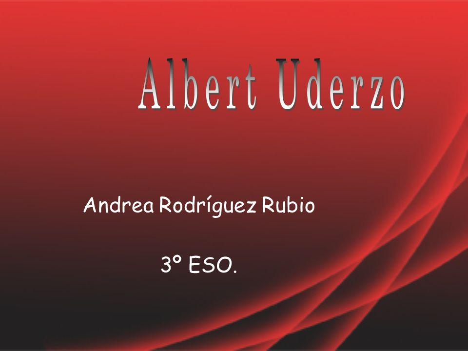 Andrea Rodríguez Rubio 3º ESO.
