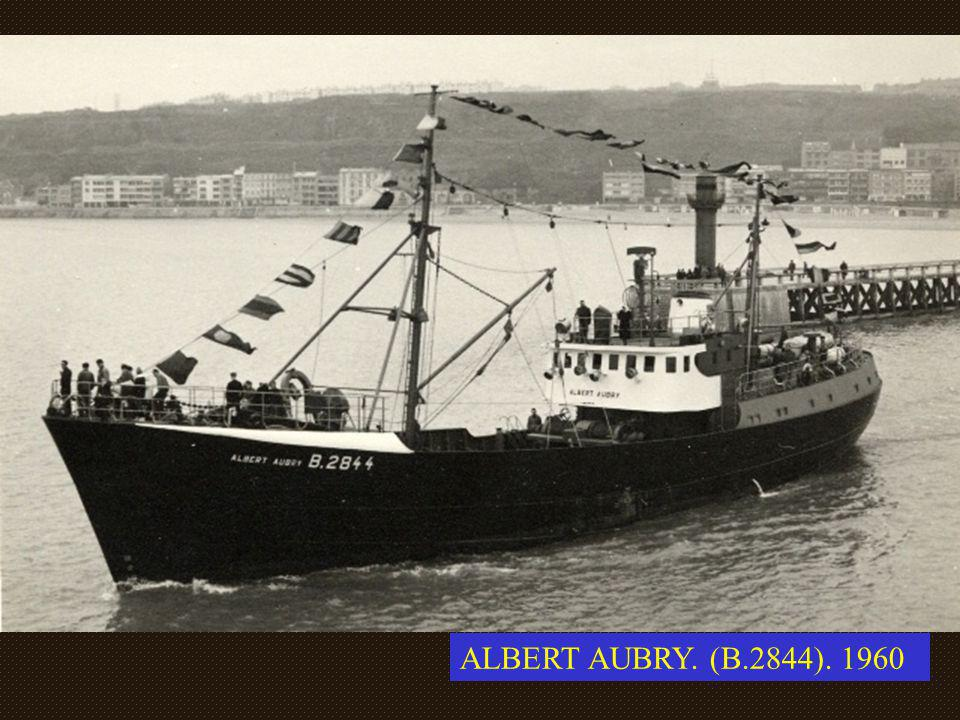 ALBERT AUBRY. (B.2844). 1960