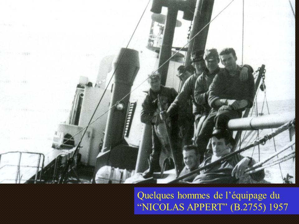 NICOLAS APPERT (B.2755) 1957