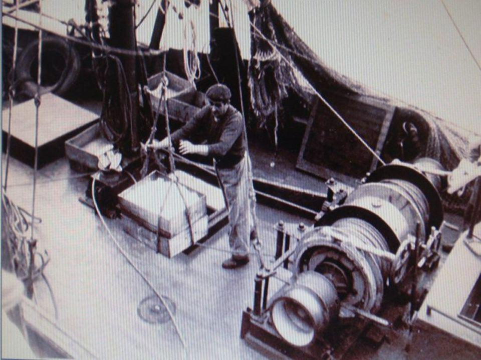 chalutier LR4219 Les Barges III Années 60