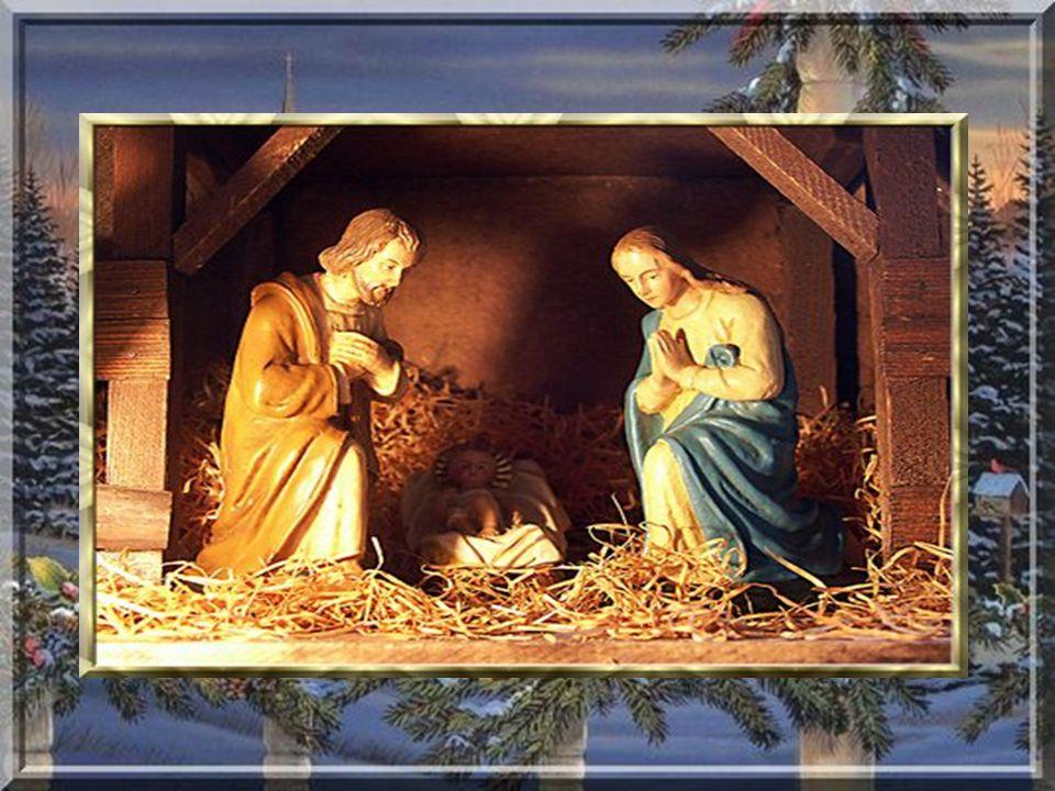 Laissons de côté colères,disputes et malheurs Pour offrir en ce jour,le plus grand des bonheurs A toutes les personnes que nous aimons Et prions pour remercier notre Seigneur.