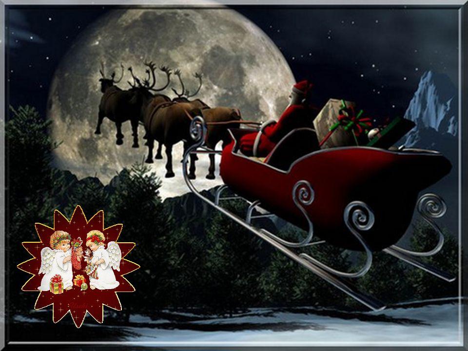 Aujourd'hui,je vous souhaite un joyeux Noël Où brillera,dans nos yeux,la plus belle lueur, Dû à l'immense splendeur de cette fête, Où nous y savourerons, les moindres instants.