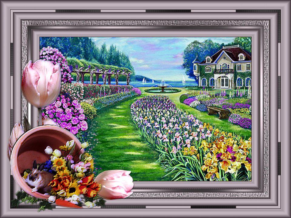 Si la vie est trop dure Va donc dans la nature. 0uvre bien grand ton coeur Pour y mettre des fleurs