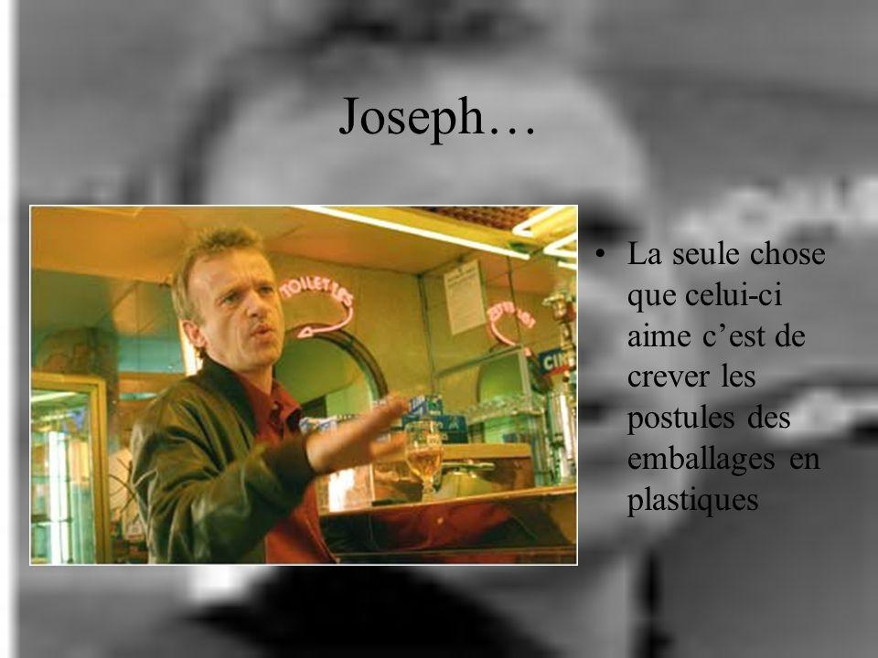 Raphaël Poulain aime… arracher de grands morceaux de papier peint, aligner ses chaussures et les cirer avec soin, vider sa boîte à outils et tout rang