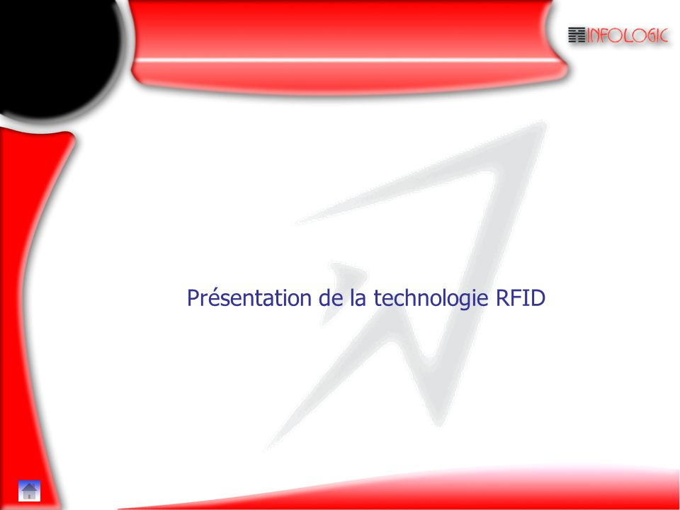 Présentation de la technologie RFID