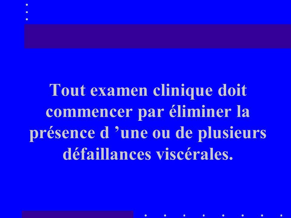 Fonction respiratoire Estimation : -Clinique : - Gazométrique :