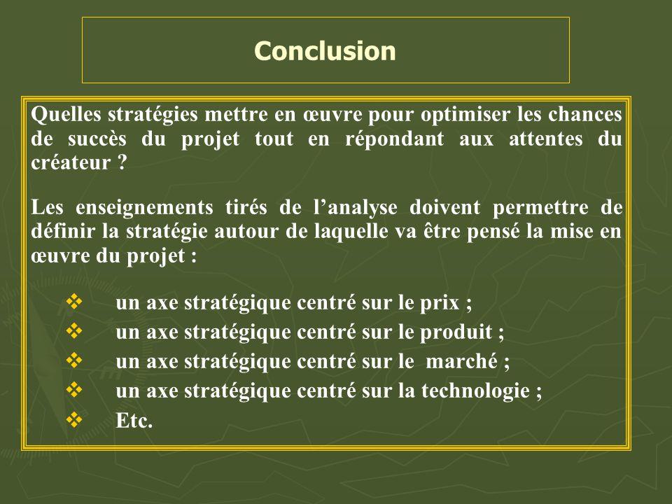 Quelles stratégies mettre en œuvre pour optimiser les chances de succès du projet tout en répondant aux attentes du créateur ? Les enseignements tirés