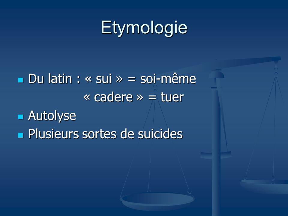Québec 1334 en 2001 1334 en 2001 Taux suicide très élevé chez les jeunes hommes Taux suicide très élevé chez les jeunes hommes Contexte historique Contexte historique Facteurs urbains Facteurs urbains