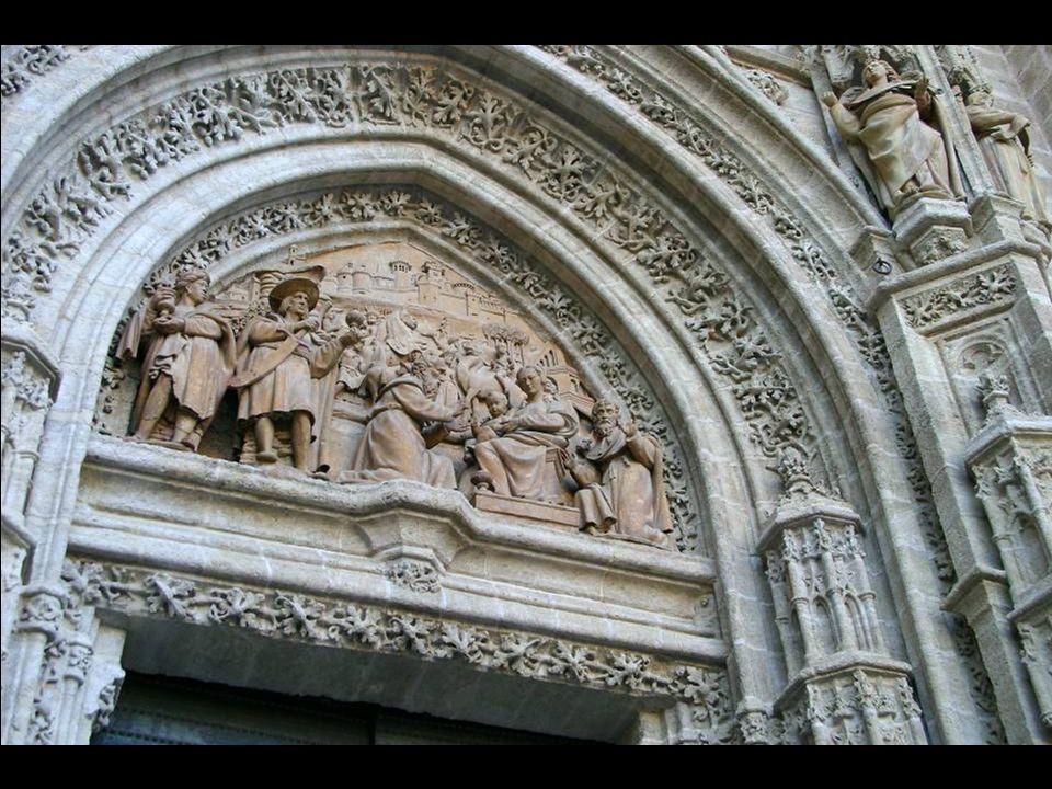 Séville: La cathédrale construite à partir de la mosquée
