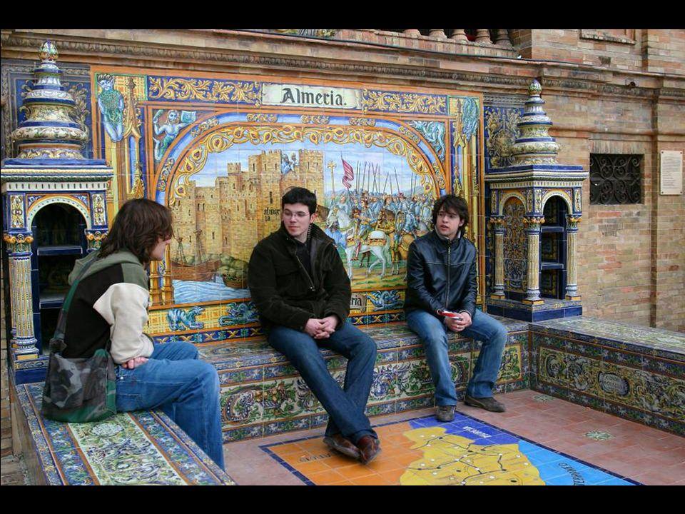 Séville: Entrée principale pour les spectacles de tauromachie