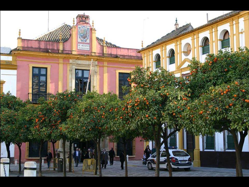 Séville: Le vieux quartier juif converti en attraction touristique.