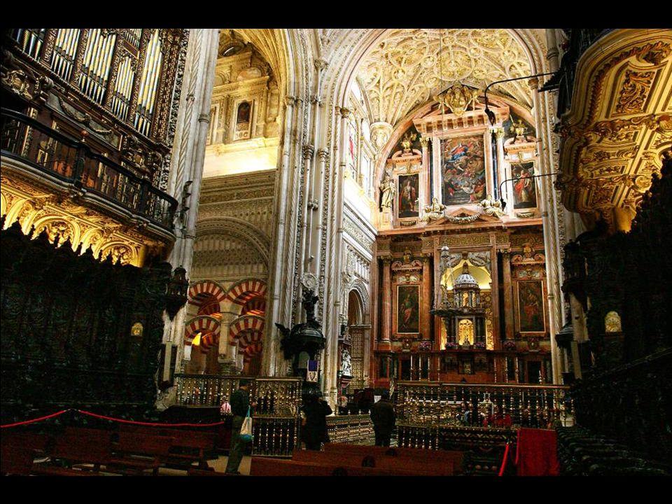Cordoba: Une mosquée transformée en cathédrale