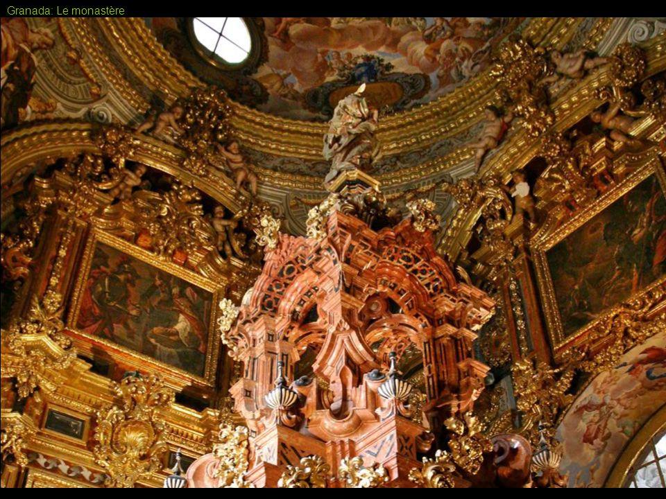 Granada: Le monastère