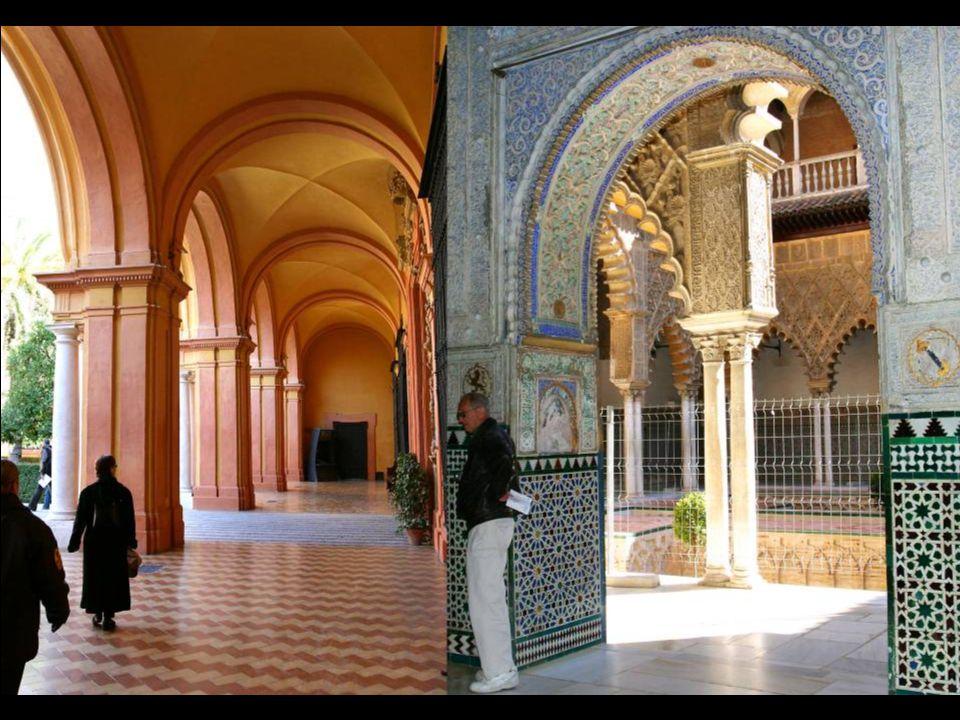 Granada: Le Palais de l'Alhambra– Vestige du passé.