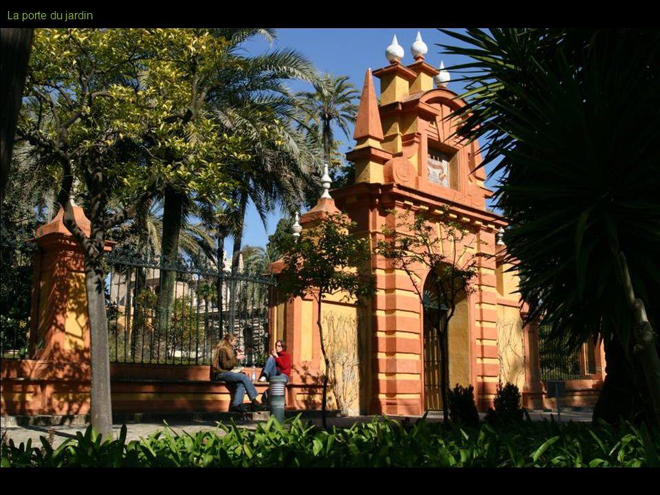 La porte du jardin