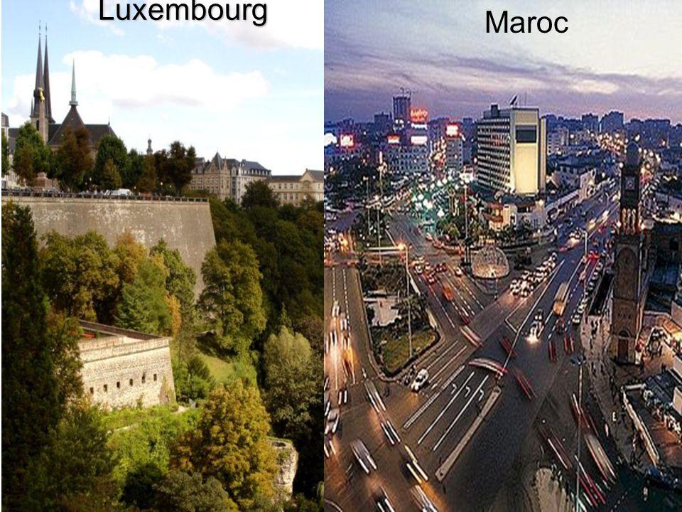 Maroc Luxembourg