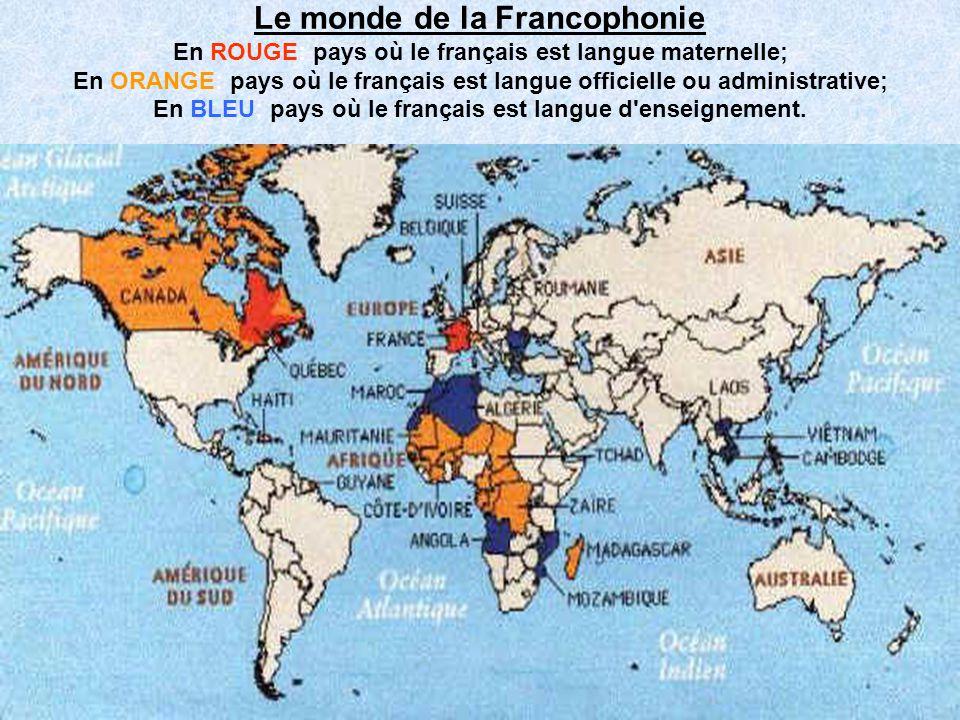 Itinéraires francophones