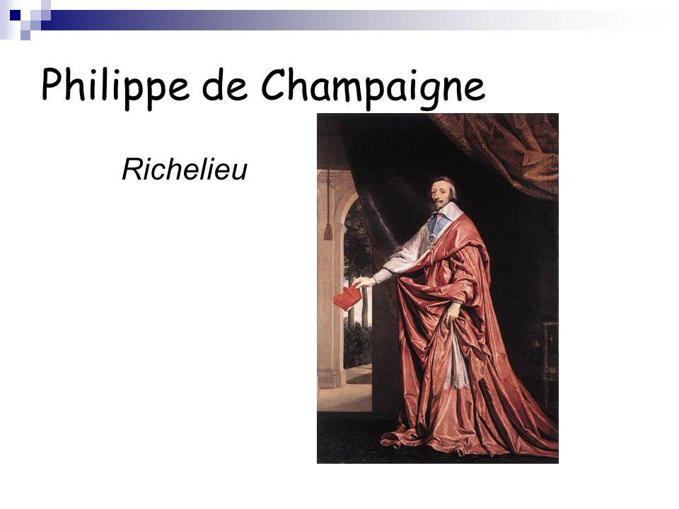 Philippe de Champaigne Richelieu