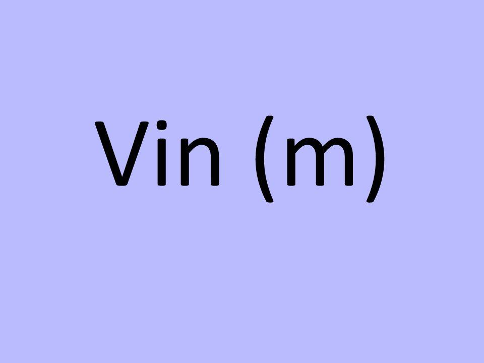 Vin (m)